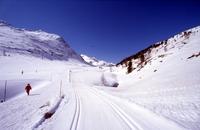 Defereggental: Sonne, Langlauf, Ski alpin