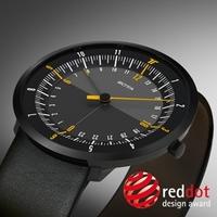 """Red Dot Award for """"DUO 24"""" world timer from Botta-Design"""