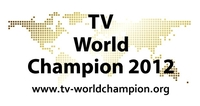 Die Wahl zum TV WORLD CHAMPION 2012 hat begonnen