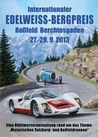 Internationaler Edelweiß Bergpreis Roßfeld Berchtesgaden