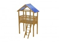 Schaukel, Kletterturm, Spielturm und mehr