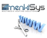 Günstige Homepage-Gestaltung mit Logodesign bei menkiSys!