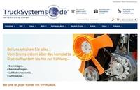 TruckSystems: Online-Shop für LKW Ersatzteile mit Profi-Service