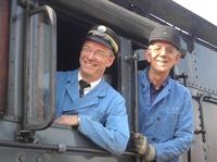 Saisonstart der historischen Dampfeisenbahn ZLSM