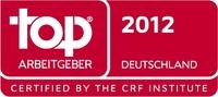 Roche ist TOP Arbeitgeber 2012