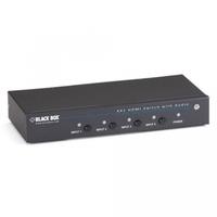 Neuer HDMI-Video-Switch für Digital Signage, Broadcasting, Schulung und Konferenzen