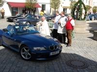 BMW Z3 Roadster Frühlingstreffen im Bayerischen Wald 2012