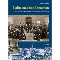 Buchveröffentlichung: Berlin und seine Brauereien