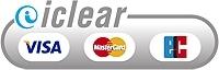 iclear Zahlarten ab sofort einzeln nutzbar - Kreditkartenabwicklung schon ab 1,2 Prozent