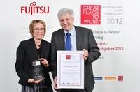 Fujitsu bester Arbeitgeber in Deutschlands Elektronik-Branche