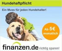 Hundeversicherungen gibt es schon ab 5 Euro im Monat.