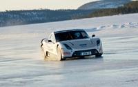 Nokian-Reifen fuhr Weltrekord 252,09 km/h auf Eis mit Elektroauto