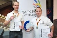 """Erfurter Team ist Deutscher Champion """"Mobile Robotik"""" – und fährt zur Berufe-EM"""