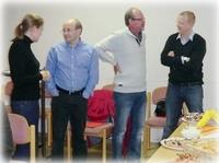 Mittendrin - nicht nur darüber. Jour fixe für Unternehmer und Führungskräfte am 31. März in Waltenhofen-Memhölz