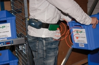 Effizienzsteigerung im Lager mit VIR - Voice Integrates RFID
