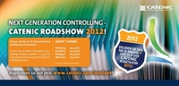 """Catenic zeigt """"Next Generation"""" Controlling in Aktion"""
