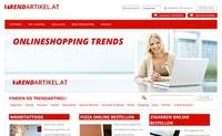 Brandneues Shoppingportal im Trend der Zeit