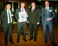 Westfalen AG als Service Champion ausgezeichnet