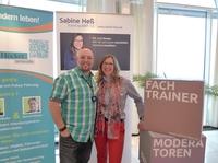 werdewelt pusht Train-the-Trainer Sabine Heß mit TrainingsART 3.0
