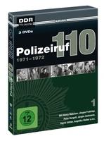 """Erste Folgen der beliebten Krimiserie """"Polizeiruf 110"""" ab jetzt im Handel"""