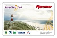 Schöner Wohnen mit DeutschlandCard und Hammer