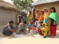 Solaranlagen für 46 Dörfer in Bangladesch