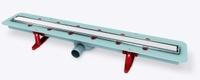 Linearis Comfort - neue Rinne für die Badsanierung