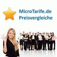Günstige Tarife von Anbieter im Internet finden Microtarife.de