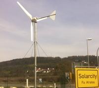 Eine Windkraftanlage für jedermann