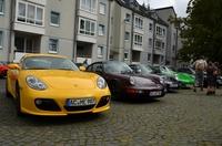 Filmpost lädt zum 3. Int. Porsche Treffen Eschweiler ein