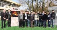 Industriepartner der Wissenschaft: LEDA Werk sorgt bei Studenten für den Praxisbezug