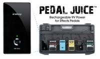 Bühne frei: Das eneloop Pedal Juice