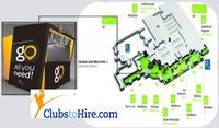ClubstoHire.com eröffnet neunten Golfausrüstungsverleih in Europa