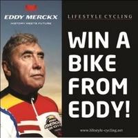 WIN A BIKE FROM EDDY MERCKX!