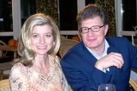 TV-Moderator Roger Willemsen zu Gast bei Tischgespräch auf FAN Television