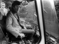 """Formel 1-Weltmeister Jochen Rindt:  Der """"Pate"""" der Essener Sport- und Rennwagenausstellung  würde am Mittwoch, 18. April 2012, 70 Jahre alt"""