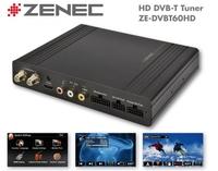 HD TV-Empfang im Auto mit dem Zenec DVB-T Tuner ZE-DVBT60HD