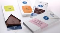 Designagentur fpm gestaltet für Delikatessenhaus Dallmayr neue Schokoladenverpackungen