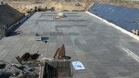Neubau bei Landmaschinenhersteller mit Hydroshield
