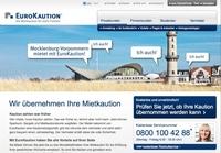 EuroKaution: Website und Partnerportal in neuem Gewand