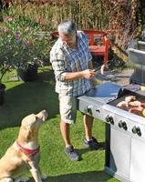 Gesundes Grillen mit Gas: Zeitgemäß zubereiten, bewusst essen, entspannt genießen