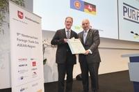 Anlagenbauer Purplan gewinnt Niedersächsischen Außenwirtschaftspreis 2012