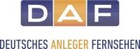 DAF Deutsches Anleger Fernsehen in neuem On-Air-Design