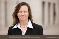showimage Rechtsanwältin Bettina Schmidt als Notar in Frankfurt bestellt