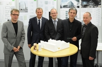 Jury kürt Preisträger des PSD-Architekturwettbewerbs Bahnhofstraße 68