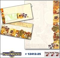 Motivpapier & Briefpapier mit tausenden Designs bei PaperWorld24