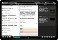Software zur Wissensvermarktung: Web2Touch - das erste eLearning mit integrierter Vermarktung für Browser, Apple iPad und Tablets.