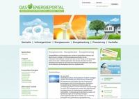 Das Energieportal verzeichnet konstante Zugriffszahlen
