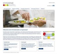 Neue Informationsplattform: Grünes Licht für Hygiene im Betrieb