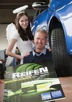 Messe Essen meldet Rekorde schon vor dem Start:    Größte Reifenfachmesse aller Zeiten beginnt am 5. Juni 2012
